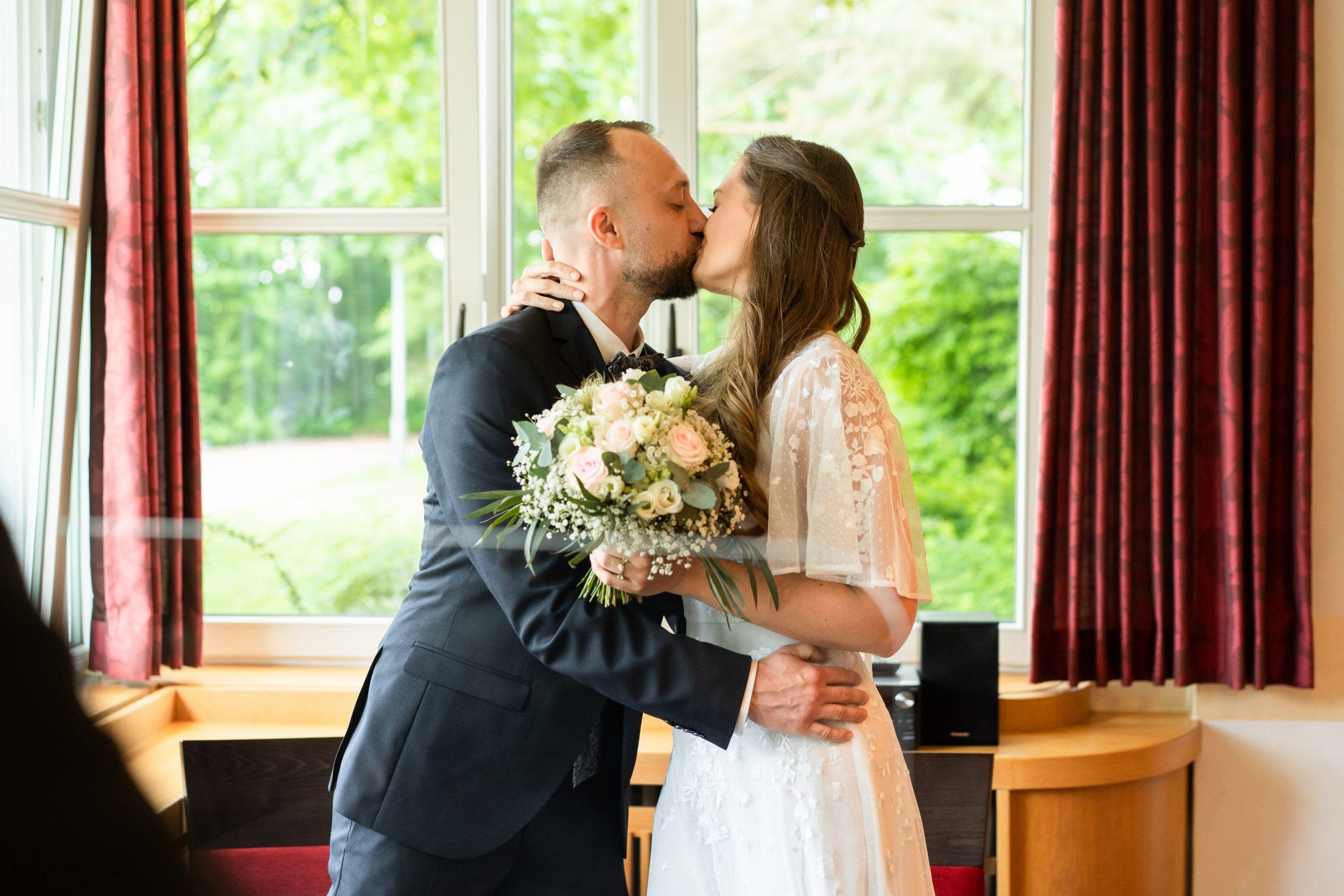 Hochzeitsfotografin Weyhe Verheiratet Hochzeitshooting