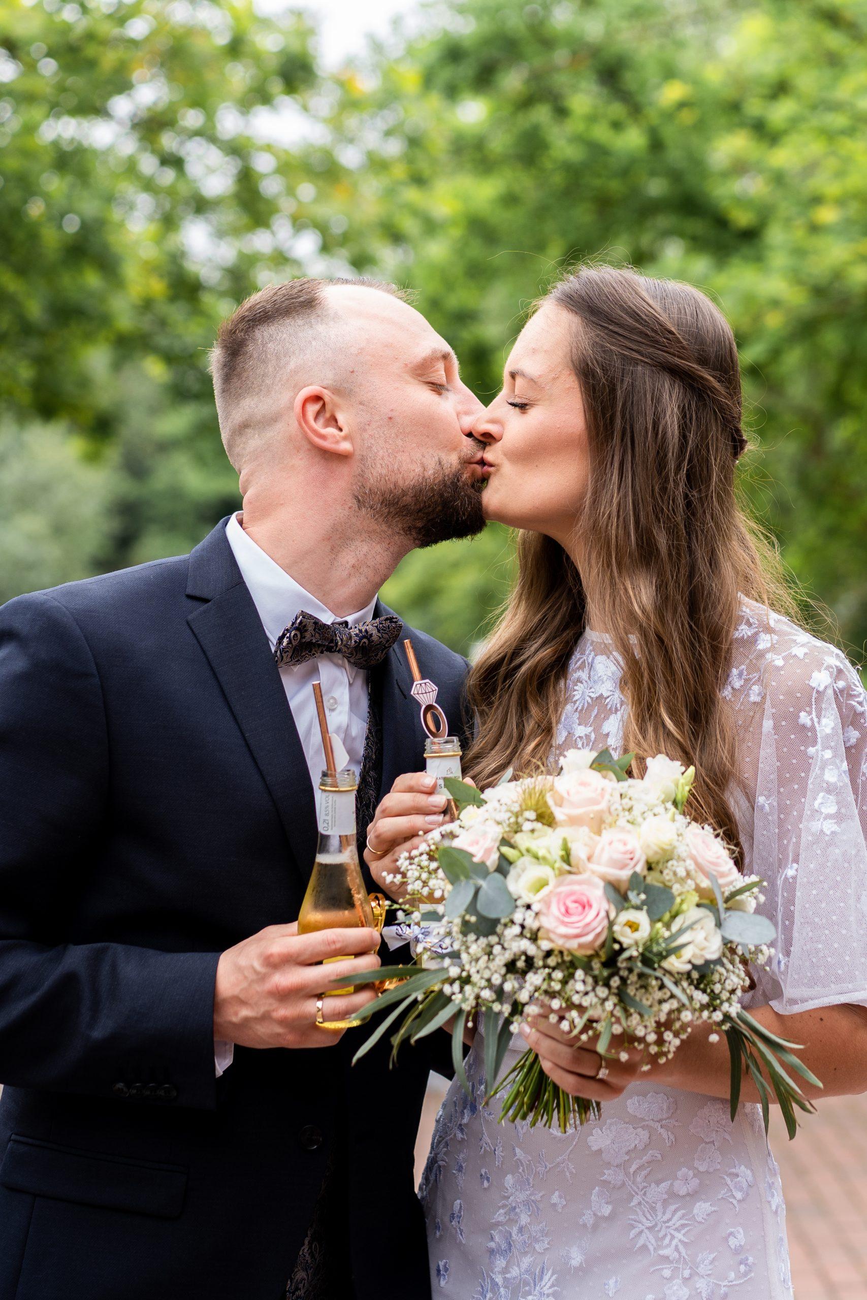 Hochzeitshooting Hochzeitsfotografie Liebe Brautpaarshooting Heirat heiraten Weyhe